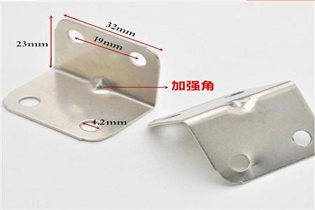 北京冲压不锈钢角码加工厂