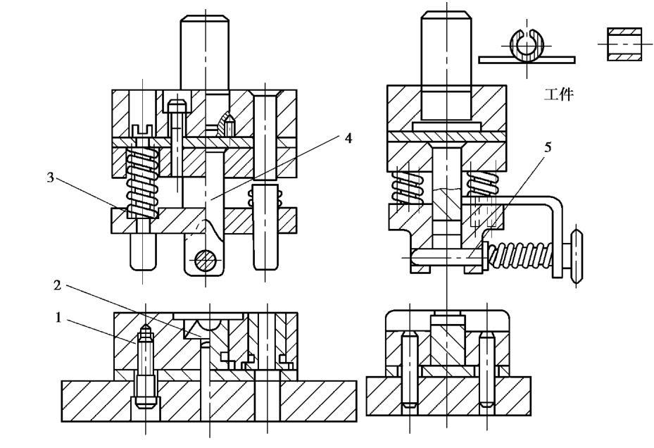 冲压卷圆筒模具应该如何设计呢?